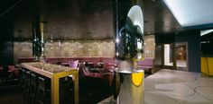 Pop in for a drink in the amberoom bar at the Royce Hotel Melbourne