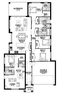 Delightful Evoque Dual 40   Floorplan By Kurmond Homes   New Home Builders Sydney NSW  | House Plans | Pinterest | House