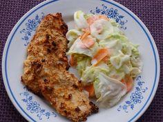 Monia miesza i gotuje: Pierś kurczaka panierowana w krakersach