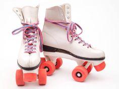80's Roller skates