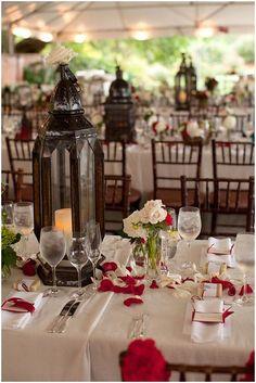 red wedding reception wedding ideas for brides grooms parents