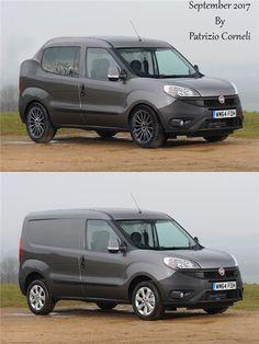 Fiat Doblo Sedan Virtual Tuning