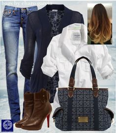 """""""go shopping"""" by norwich-ave ❤ liked on Polyvore. Love the jeans"""