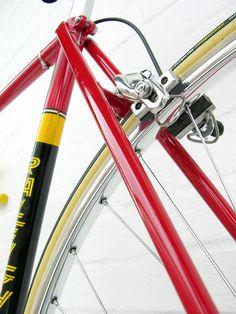 Team Ti Ragleigh Campagnolo cycling metal Wall Sign