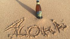 Message in a #bottle: Your life, it's not gonna live itself. You shape it! All the wonderful things that want to be enjoyed… you only got one life. Don't blow it! #Kona brews range from very blonde to black; from tangy to roasty and are widely distributed throughout #Hawaii and the #UnitedStates. #Swiss fans of #KonaBrewing and those wanting to discover this fine #craftbeer from Hawaii can rejoice: now, the #islandbrew is also available in #Switzerland! #bier #hawaiianbeer #drink #aloha… Kona Brewing, Brewing Co, Message In A Bottle, Lemon Grass, Luau, Wonderful Things, Craft Beer, Switzerland, Hawaii