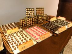 The 2 day exclusive indulgence by LA PATISSERIE #Chocolates #Sweets #LAPATISSERIE #Dubai #CityShorAhmedabad