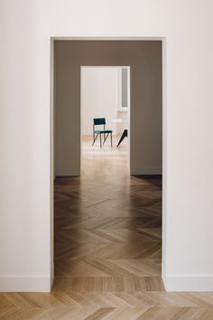 Apartment Renovation, Apartment Design, Architect House, Architect Design, Contemporary Architecture, Contemporary Furniture, Interior Door Styles, Rome City, Architrave