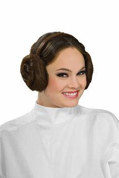 Amazon.com : LEIA BUNS : Costume Wigs : Clothing