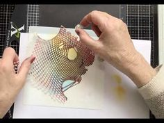 Visible Image Stamps and a Stencil. A CAS card. - YouTube Lavinia Stamps, Image Stamp, Card Tutorials, Cas, Tricks, Stencils, Youtube, Stamps, Templates