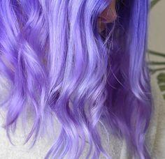 Purple hair by @Kisskasshair #ColoredHair