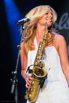 Candy Dulfer Jazz Artists, Jazz Musicians, Music Artists, Jazz Saxophone, Saxophone Players, Blues, Contemporary Jazz, Rock Poster, Women Of Rock
