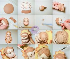 Tutorial Bambin Gesù - Silvia Mancini