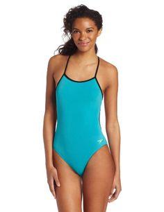 Speedo Women's Solid Reversible Fresh Back Endurance Lite Swimsuit, Vibrant Turquoise, 38 Speedo http://www.amazon.com/dp/B00DDZGJTK/ref=cm_sw_r_pi_dp_u9Euub1PFXZDK