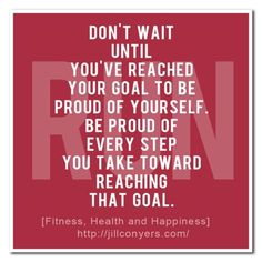 Ok I know this is sposed to be for fitness...but I thought it applied to pioneering quite nicely.