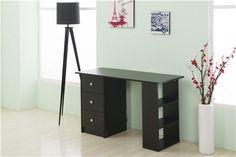 #blackdesk #officedesk #table #computertable