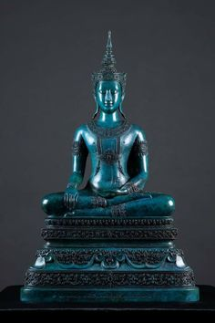 Bodh Gaya, Buddhist Art, Buddhism, Bangkok, Statue, Tibet, Painting, Image, Crafts