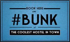 [SLEEP] #bunk hostel, Istanbul
