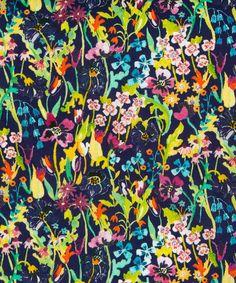 Liberty Art Fabrics Summer Posy Tana Lawn Cotton   Fabric   Liberty.co.uk