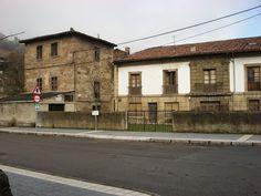 Patrimonio Arquitectónico de Asturias: CONJUNTO PALACIAL DE CAMPOMANES, Palacio de Revill...