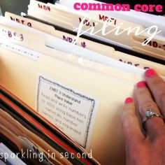 common core files, f
