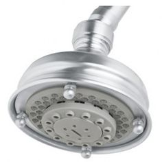 "Rohl 1085/8 4""  Diameter 3-Function Santena Five Jet Showerhead"