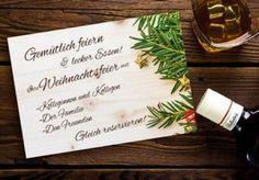 Gemütlich feiern & lecker Essen!  - Logo kaufen, Geschenkidee, Webbanner, Wandplakat, Grafik design, Vektorgrafik, Flyer, Portrait nach Foto