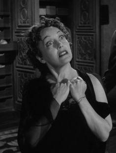 "Gloria Swanson as Norma Desmond in ""Sunset Boulevard"""