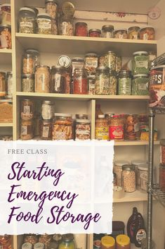 Emergency Food Storage, Emergency Food Supply, Emergency Preparation, Non Perishable Foods, Long Term Food Storage, Food Stamps, Frugal Living Tips, Disaster Preparedness, Street Food