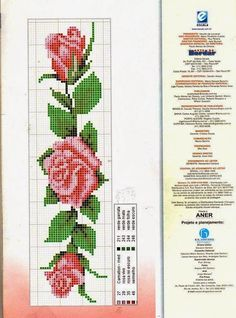 Layette Cross Stitch by Nubia Cross Stitch Bookmarks, Cross Stitch Cards, Cross Stitch Rose, Cross Stitch Borders, Cross Stitch Flowers, Cross Stitching, Cross Stitch Embroidery, Cross Stitch Patterns, Bead Loom Patterns
