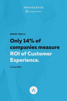 It's hard to quantify the return your business can expect when investing in customer experience, and perhaps even more difficult to know when and where investments in customer experience should be made. One thing is clear though: there is a significant return on investment (ROI) to providing good customer service. - Customer experience data, customer experience insights, customer experience data, customer experience analytics, - #customerexperience #ux #userexperience #insights #renascencecx Good Customer Service, Customer Experience, Research Paper, Insight, Investing, Desktop, Positivity, Marketing, Photo And Video
