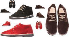 Handmade Kudu leather shoes from Namibia. I love them!