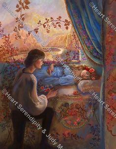 Sleeping Beauty Art | SLEEPING BEAUTY