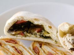 Veggie Calzones Recipe from Betty Crocker
