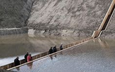 10 of the World's Most Unique Bridges--The Moses Bridge In Holland