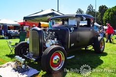 A Few More From The Culver City Car Show