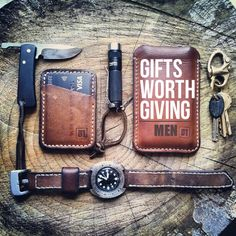 Amazing Gifts Worth Giving: For Men #NotABox #UPSHappy