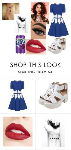 """""""Promise Rova (glee)"""" by cutegurl112 ❤ liked on Polyvore featuring Alexander McQueen and Jouer"""