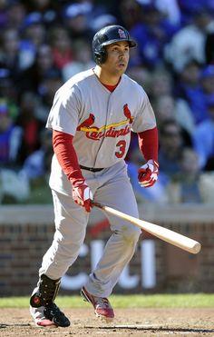 Carlos Beltran hits his 30th homer of the year, 9/22/12