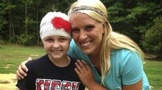 Colorful headbands help young girls battling cancer feel confident