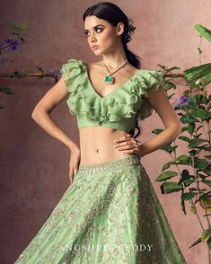Blouse Designs: Blouse designs imagesAre you searching for the best blouse design images to get beautiful ideas that how to make different designs?So here we have tons of collections of blouse designs different types of patterns and. Choli Designs, Lehenga Designs, Sari Blouse Designs, Fancy Blouse Designs, Designer Blouse Patterns, Blouse Styles, Indian Lehenga, Indian Gowns, Indian Designer Outfits