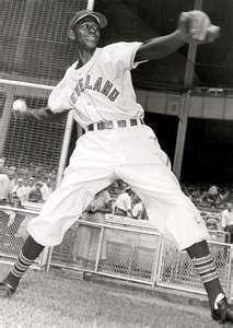 Satchel Paige...great baseball player