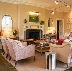 Ceramic Table Lamps, Ceramic Vase, Drawing Room, Great Rooms, Interior Inspiration, Spotlight, Chelsea, Sweet Home, Interiors