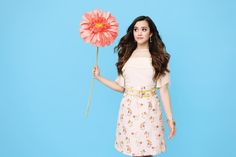 Which Megan Nicole Dress Is the Most Outrageously Cute? Megan Nicole, Upcoming Films, Detroit Become Human, Flower Power, Singer, Photoshoot, Actresses, Summer Dresses, Music