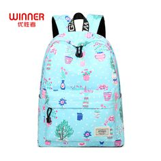 Cheap mochila fashion, Buy Quality women school backpack directly from  China fashion women backpack Suppliers  WINNER 2017 New Women School  Backpack ... 47528ad2b8