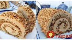 Archívy Recepty - Page 20 of 800 - To je nápad! Czech Desserts, Cookie Desserts, Sweet Desserts, Sweet Recipes, Blondie Bar, Cheesecakes, Vanilla Cake, Nutella, Food And Drink