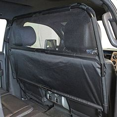 Dog Carrier Backpacks - Bushwhacker  Paws n Claws Deluxe Dog Barrier 56 Wide  Ideal for Trucks Large SUVs Full Sized Sedans  Patent Pending  Pet Restraint Car Backseat Divider Vehicle Gate Cargo Area * Click image for more details. (This is an Amazon affiliate link)