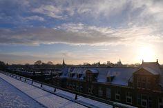 goedemorgen #utrecht #winterlicht