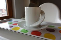 Vintage Rosenthal Cupola Coffee Cup by TinyVintageFinds on Etsy