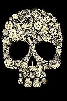 skull art,  Go To www.likegossip.com to get more Gossip News!