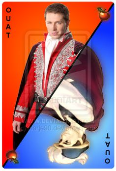 OUAT Card prince Charming by jeorje90.deviantart.com on @deviantART
